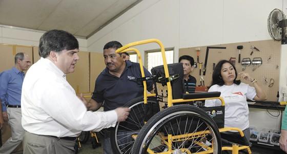 Parapléjicos