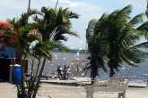 Vientos fuertes en casi toda Nicaragua