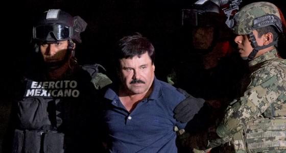 """Joaquín """"El Chapo"""" Guzmán era el narcotraficante más buscado del mundo. LA PRENSA/AP/Rebecca Blackwell"""