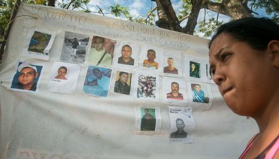 Tumeremo, mineros, Venezuela