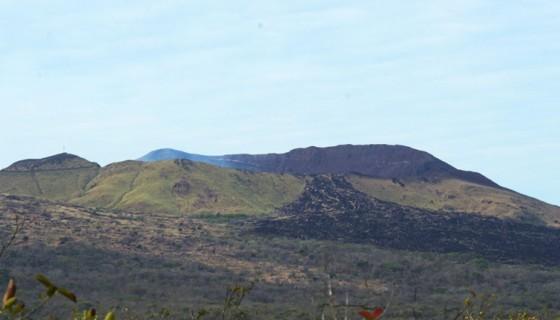 Volcán Masaya, actividad volcánica,