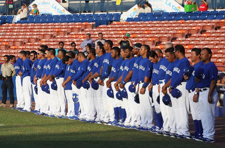 Feniba solicitará a sus jugadores nicaragüenses en el extranjero para fortalecer la Selección Nacional de Beisbol. LA PRENSA/ EFE
