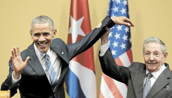 Barack Obama, Raúl Castro, Cuba, Estados Unidos