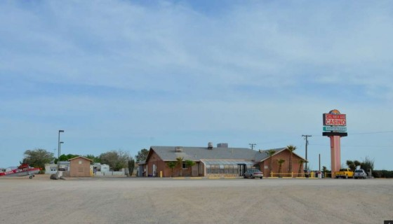 Pueblo de Cal Nev Ari, Nevada, EE.UU. LA PRENSA/Google Maps