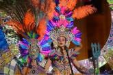 Conoce los de traje de fantasía que lucieron las candidatas a Reinas del Carnaval