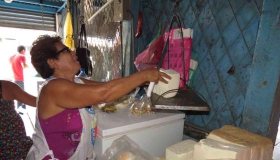 baja de precios, queso, Nicaragua, precios de la canasta básica