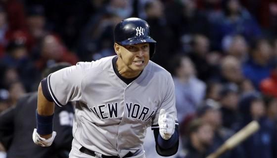 Alex Rodríguez, Grandes Ligas, Yanquis de Nueva York