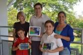 Aplicación nicaragüense finalista en concurso de la NASA