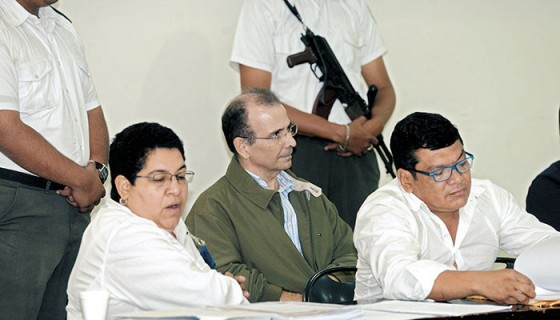 El juicio contra Álvaro Montealegre empezó el pasado 14 de abril y a la fecha 17 personas han declarado en el caso. LAPRENSA/Roberto Fonseca