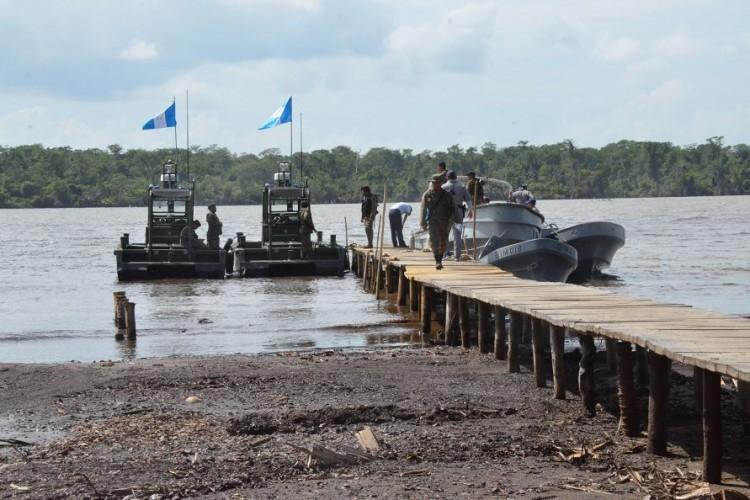 Guatemala y Belice, tensión fronteriza,