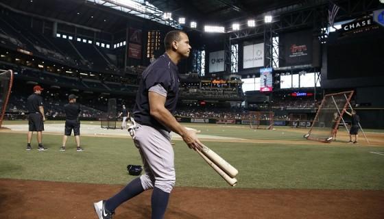 Alex Rodríguez, Yanquis de Nueva York, MLB