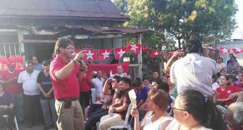 Luis Callejas, PLI, Elecciones Nicaragua