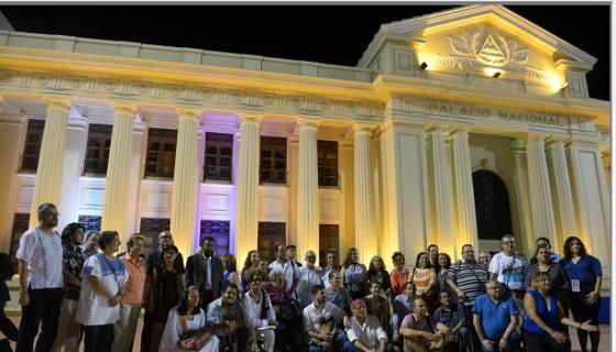 Cerca de 70 poetas participan en la inauguración del IV Festival Internacional de Poesía de Managua