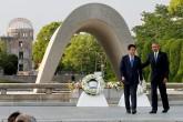 Museo de la Paz de Hiroshima se duplica en visita tras el viaje de Obama