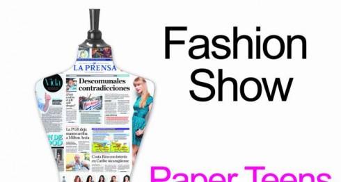 Fashion Paper Teens