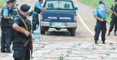 Drogas, Nicaragua, policía