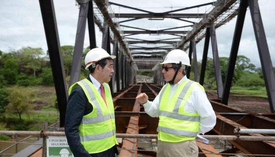 Puentes, Puentes en Nicaragua