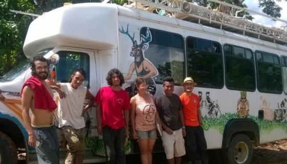 Caravana Mesoamericana por el Buen Vivir, Costa Rica, protocolo