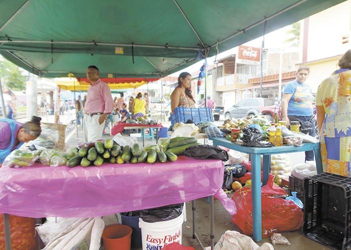 Productos del campo, Estelí