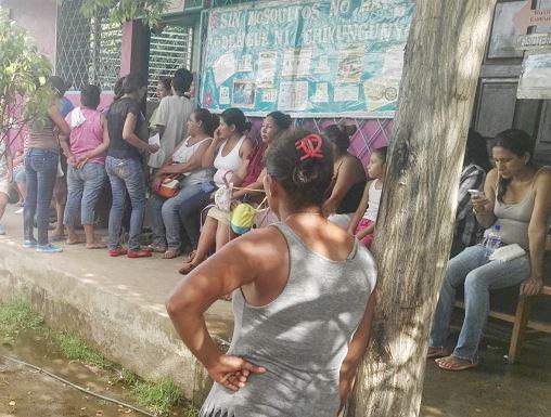 Brote de rash dispara consultas médicas en Nicaragua
