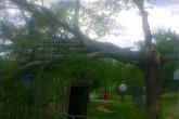 Advierten por fuertes viento en Ocotal