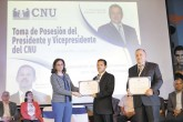 CNU elige autoridades