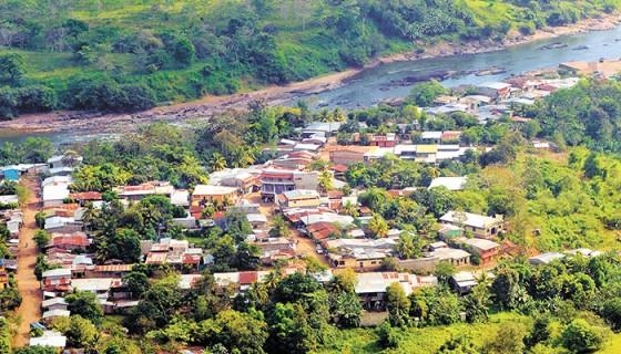 Tumarín, Nuevo Apawás, Centrales de Hidroeléctrica de Nicaragua (CHN)