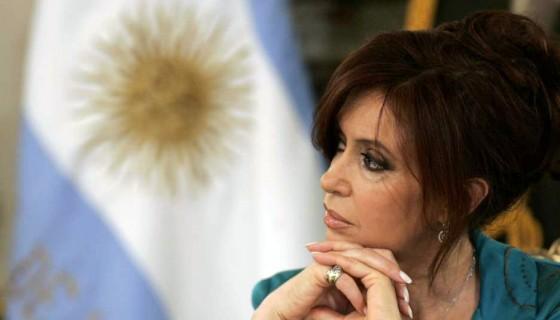 Cristina Fernández de Kirchner, expresidenta argentina. LA PRENSA/Agencias.