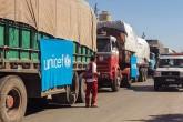ONU: Camiones de ayuda fueron atacados en Siria
