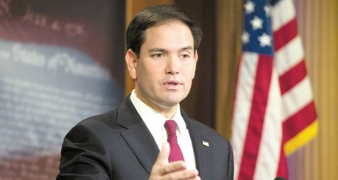 Nica Act,Marco Rubio