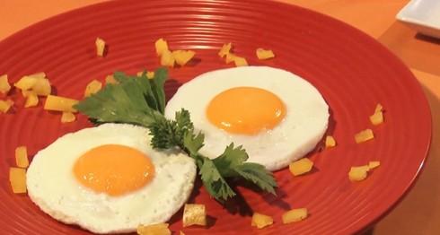 huevo, preparación, receta