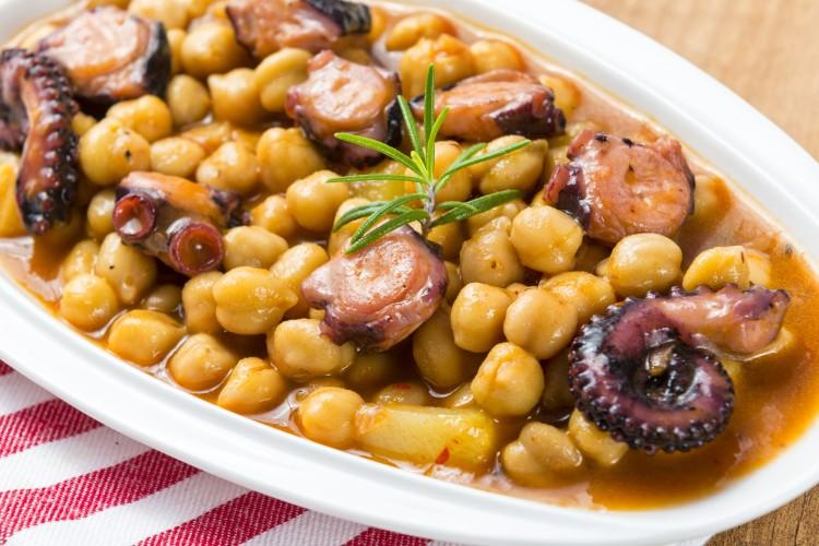 Prepare Deliciosas Recetas Con Pulpo