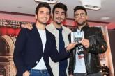 Il Volo rinde tributo a Los Tres Tenores con su nuevo disco