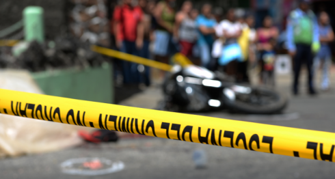 accidentes, Nicaragua