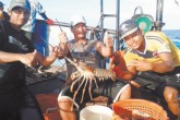 Capacitarán a pescadores de pepino de mar