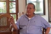 Oscar René Vargas se siente perseguido por el Gobierno