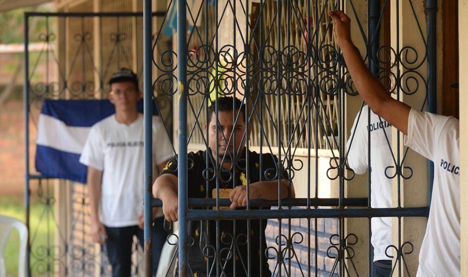 Elecciones en nicaragua 2016 en fotos la prensa for Ministerio interior elecciones junio 2016