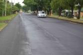 Carretera a Masaya en fase de recarpeteo