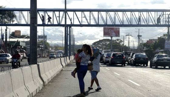 puente nuevo pista solidaridad