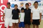 Copa Nicarao de Tenis Junior lista para la acción