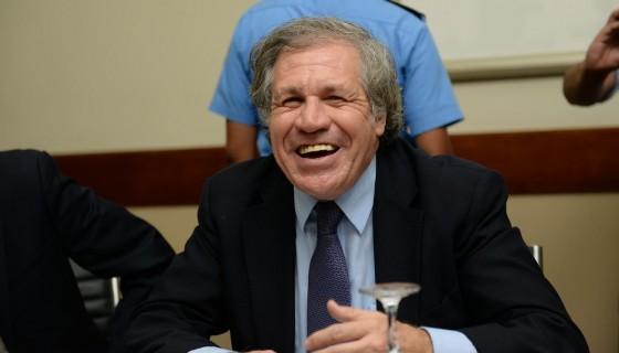Luis almagro, OEA, Nicaragua