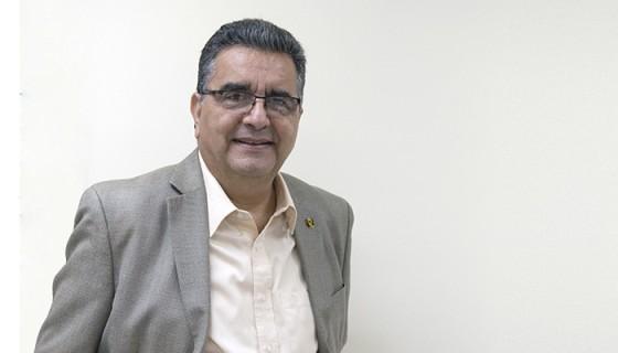 Ernesto Medina, rector de la iniversidad UAM. Foto:Jader Flores/LA PRENSA