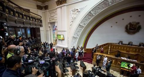 Asamblea Constituyente de Maduro, VENEZUELA