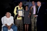 Ernesto Cardenal y Carlos Mejía Godoy reciben homenajes