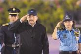 Aminta Granera jura lealtad al régimen familiar de los Ortega