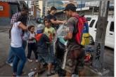 Ejército venezolano trafica con comida