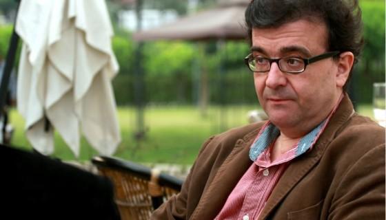 Javier Cercas, autor de cinco novelas que lo han consagrado como el narrador de mayor proyección de la literatura española reciente.