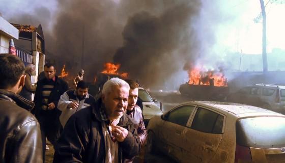 atentado con coche bomba
