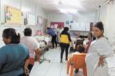 Salas de hospital en Chinandega no dan para más