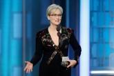 """Meryl Streep tildada de """"sobrevalorada"""" por Donald Trump"""